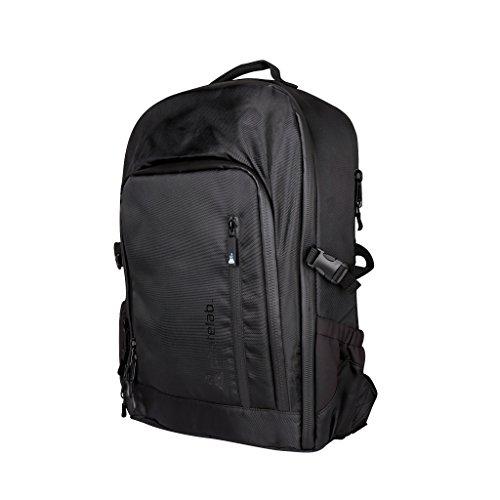 Black Card Game Backpack — TCG and MTG Backpack — Deck Box Card Storage Bag — Magic the Gathering Carrying Bag