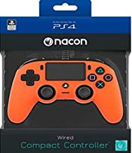 Nacon Wired Compact Controller PS4 (Orange)
