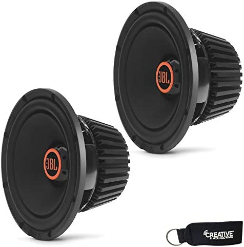 JBL Two Stadium 1224 Stadium Series 12 Inch Subwoofers with SSI Selectable Impedance product image