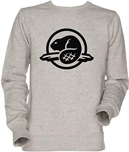 Vendax Parks Kanada Unisex Sweatshirt Grau