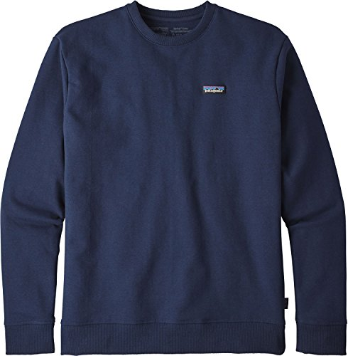 Patagonia Herren P-6 Label Uprisal Crew Sweatshirt, Classic Navy, L