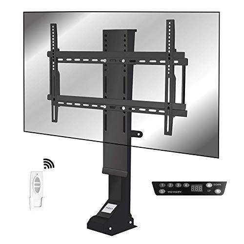 I-NOVA Soporte de TV motorizado para televisor Lift 820mm 4K LCD LED OLED 32-70 Pulgadas de Memoria de posición, tecnología silenciosa, Carrera rápida de 1