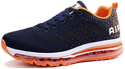 Air Zapatillas de Running para Hombre Mujer Zapatos para Cor