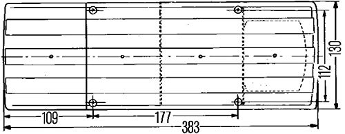 HELLA-2SD-004-460-011-Heckleuchte-links-rechts-12V-mit-Glhlampen