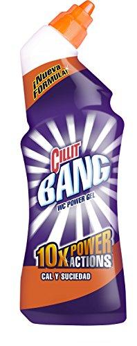 Cillit Bang WC PowerGel Cal & Suciedad - Paquete de 3