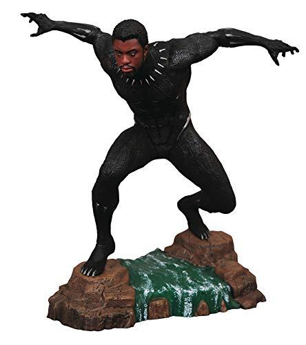 Black Panther Unmasked PVC Figure