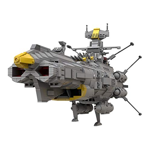 2187 piezas Moc espacio técnico superacorazado bloques de construcción de vehículos de transporte militar bloque de juguetes