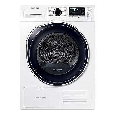 Samsung DV90K6000CW Freestanding Heat Pump Tumble Dryer, 9Kg Load, White