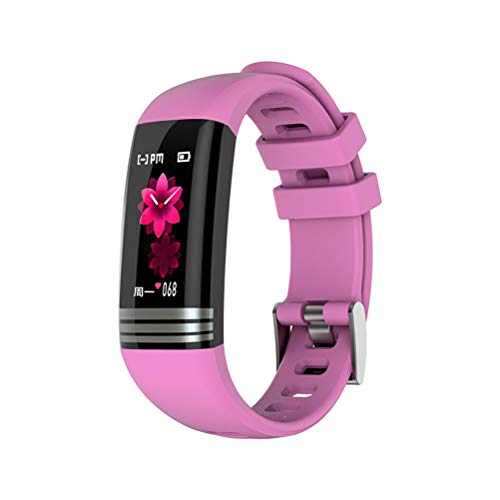 nulala Fitnesstracker, waterdicht IP67 kleurendisplay, activiteitstracker smartwatch met hartslagmeter voor vrouwen en mannen bellen sms-push voor iOS en Android