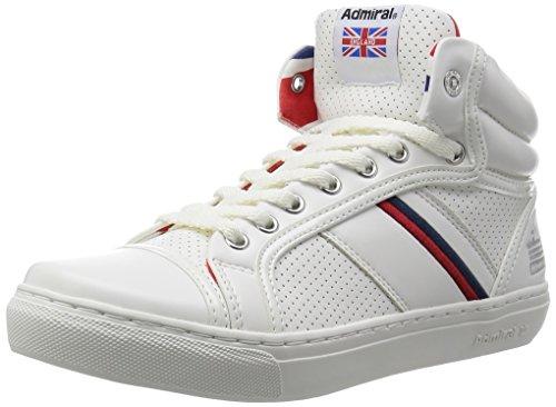[アドミラル] スニーカー MANCHESTER UK SJAD1507 0114(White/Tricolor/4.0)