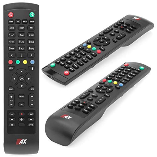 Fernbedienung für AX 4K BOX HD51 UHD Receiver