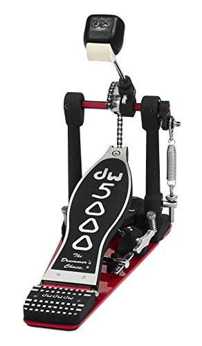 Drum Workshop, Inc. DW 5000 Series, Single Chain, Narrow Footboard DWCP5000AH4 Bass Drum Pedal