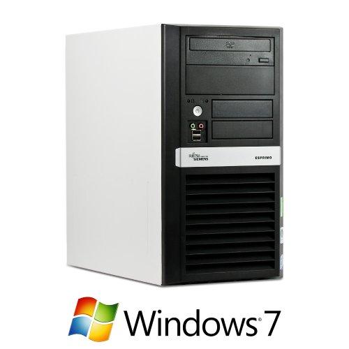 FSC Fujitsu Siemens Esprimo P5720 schwarz / Celeron 440 / 2GB RAM / 80 GB HDD / DVD-ROM