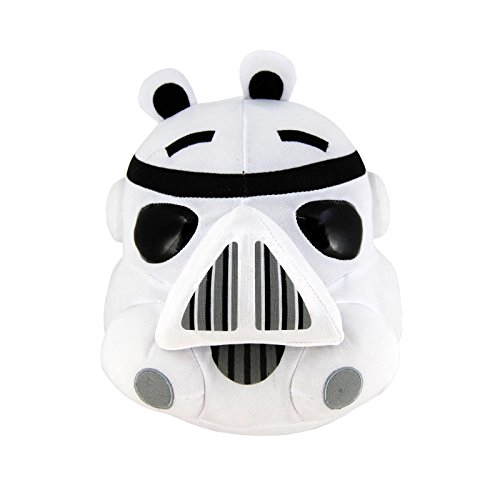 Peluche Angry Birds Star Wars Stormtrooper