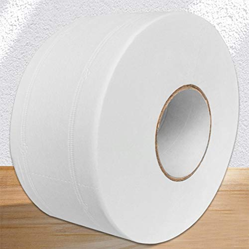 1 Stks Topkwaliteit Jumbo Roll Toiletpapier 4-Layer Native Hout Zachte Toiletpapier Pulp Home Vloeipapier Sterke Wateropname, China