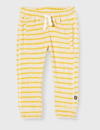 Imps & Elfs U Regular Fit Pants Bela Y/d STR Pantalon, Multicolore (Cream Gold P473), 52 (Taille Fabricant: 50) Mixte bébé