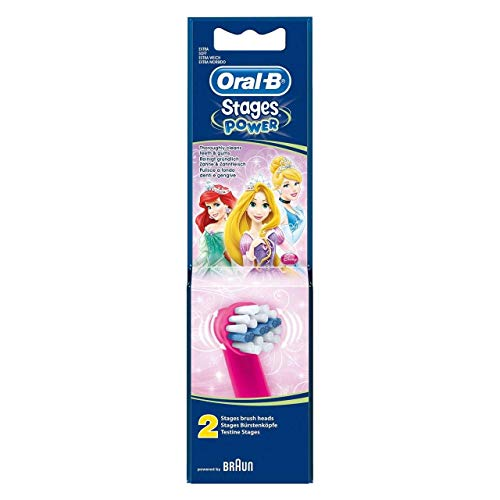 Oral-B Cabezales de cepillo para niños etapas 2 por paquete