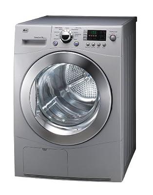 LG RC9011C Tumble Dryer 9kg, Silver