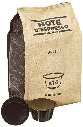 Note D'Espresso - Kapselmaschinen - ausschließlich Kompatibel mit Nescafé*- Arabica - 7g x 96