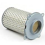 Yerbay Filtro de aire para Suzuki GS500E 1988-2002/ GS500F 2004-2010/ GV700GL Madura 700 1985/ GV1200GL Madura 1200 1985-1986 13780-01D00