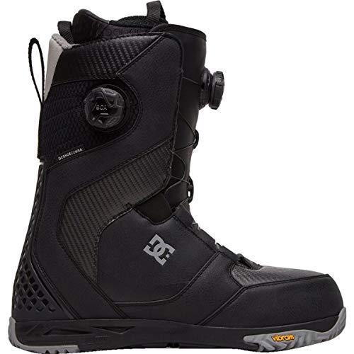 DC - Botas de snowboard Shuksan para hombre, 9 Reino Unido, negro