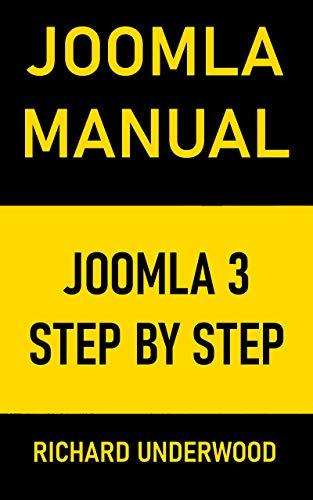 Joomla Manual: Joomla 3 (English Edition)