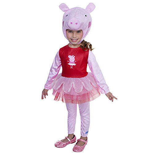 Peppa Pig Ballerina Costume, 3-4T - http://coolthings.us
