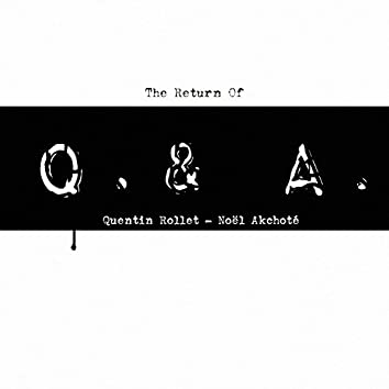 The Return of Q. & A. (20 Years of Rectangle Label)