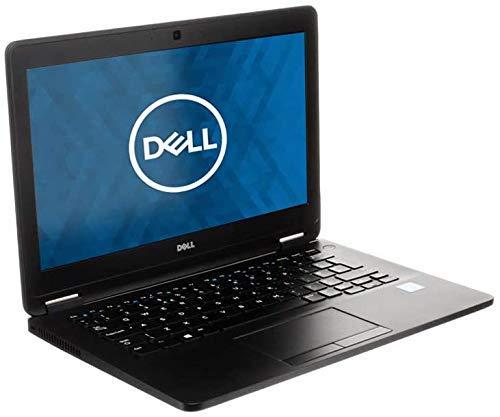 Dell E7270 12.5' HD Laptop Intel Core i7-6600U, 8Gb RAM, 180Gb SSD Hard Drive, Windows 10 Pro (Renewed) (Renewed)