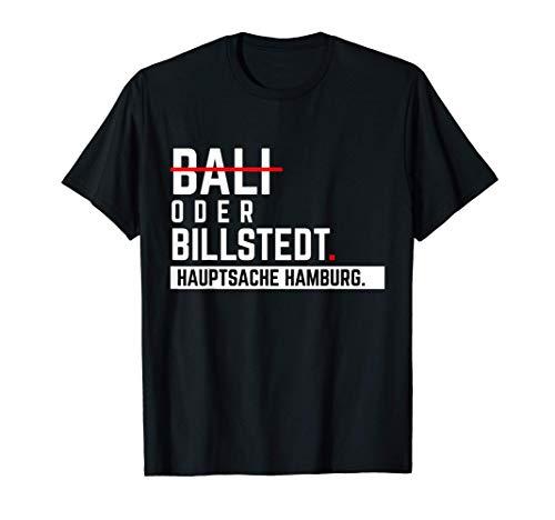 Moin Digga Billstedt Hamburger Bali Hamburg Stadtteil T-Shirt