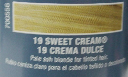Roux Fanci-Full Temporary Hair Color Mousse - #19 - Sweet Cream 175 ml...