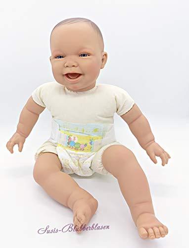Doro Dolls Babypuppe Ronny, 52 cm Puppe mit Stoffkörper