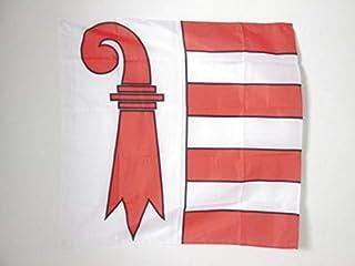 علم علم علم علم مدينة جورا مقاس 3 بوصة × 3 بوصة لعمود - جورا - أعلام JU 90 × 90 سم - لافتة 3 × 3 أقدام مع فتحة
