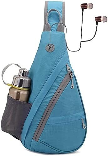 Peicees Sling sold out Ranking TOP6 Bag Chest Shoulder Waterproof Lightw Crossbody