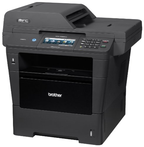 Brother MFC8950DW Wireless Monochrome Printer with Scanner, Copier and Fax, Amazon Dash Replenishment Ready