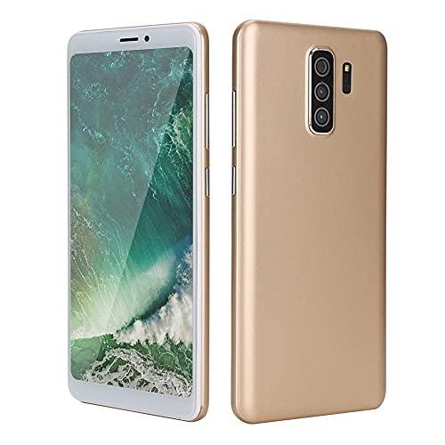 Eosnow 2000mAh Smart Phone, S10 5.8inch Smart Phone High Frame Rate Batería Grande 4GB + 32GB Smart Phone para Disfrutar del Tiempo Libre para Viajes De Oficina En Casa(Default)