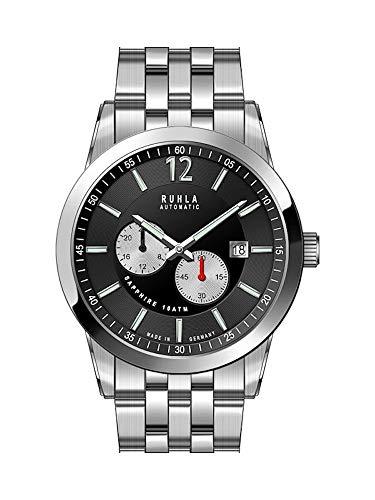 Garde' Ruhla Uhren aus Ruhla Automatik Herrenuhr 31002M mit Saphirglas