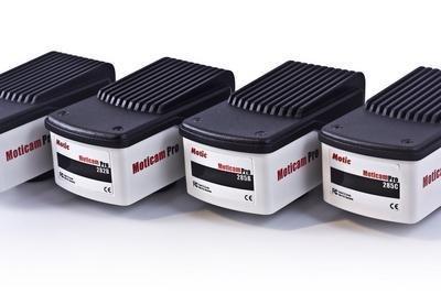 1100600100521 - Moticam Pro 252B Digital Microscope Camera - Moticam Pro 252B Digital Microscope Camera, Motic Instruments - Each
