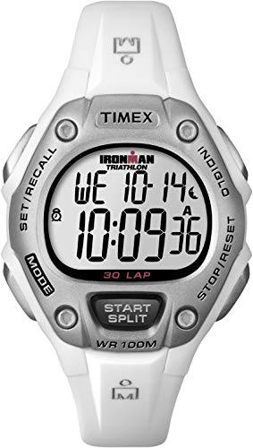 Timex Damen Digital Uhr mit Harz Armband T5K5159J