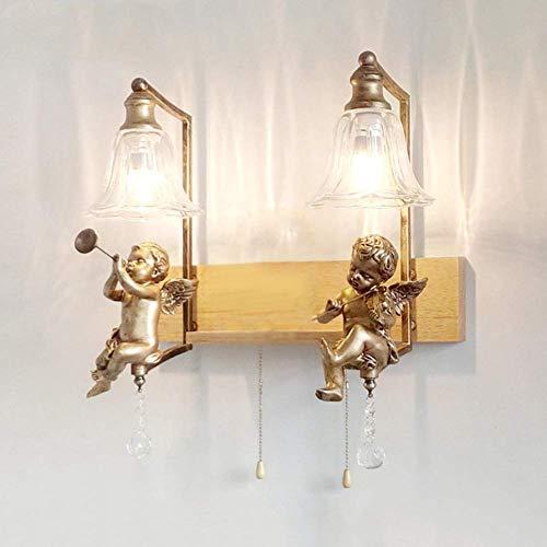 Sophisticatie Hanglamp, moderne kwaliteit, metalen kamer, Aisle, spiegel, storend andere mobiele telefoons, fotolijsten, glas + metalen plafondlamp