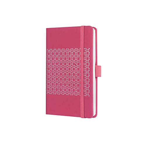 SIGEL J0206 Wochenkalender Jolie 2020, ca. A6, pink, samtig-weiche Oberfläche - weitere Modelle