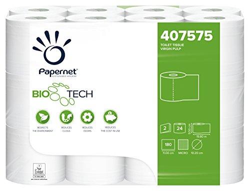 Toilettenpapier BioTech 48 Rollen für Camping Toiletten selbstauflösend 407575