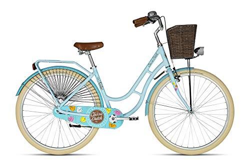 Kellys Classic Dutch City Bike 2020 (46cm, Blue)