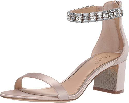 Jewel Badgley Mischka Katerina Champagne 5