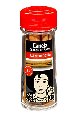 Carmencita Canela Ceylan en Rama, 5 uds