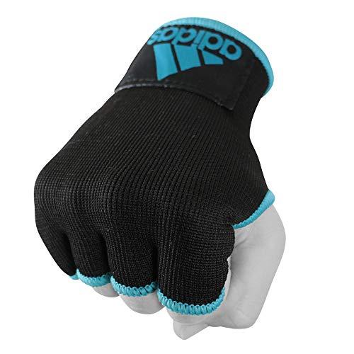 Adidas Binnenhandschoenen Zonder Bandage Zwart/Blauw - S