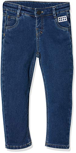 Lego Wear Duplo Boy Penn 703 Jeans, Bleu (Light Denim 32), 98 cm Bébé garçon