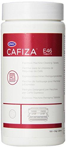 Urnex Cafiza Espresso Machine Cleaning Tablets - 100 Tablets - Professional Espresso Machine Cleaner Barista Use