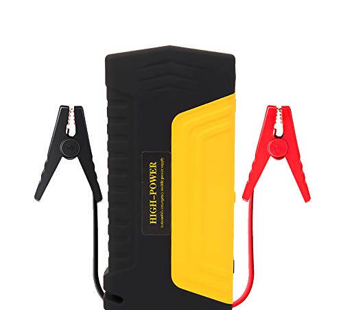 Great Price! LIDAUTO Multifunction Car Jump Starter 12V Battery Charger Auto Battery Booster Power B...