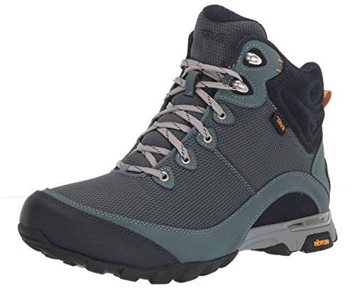 Teva womens W Sugarpine Mid Wp Hiking Boot, Stormy Weather, 6.5 US